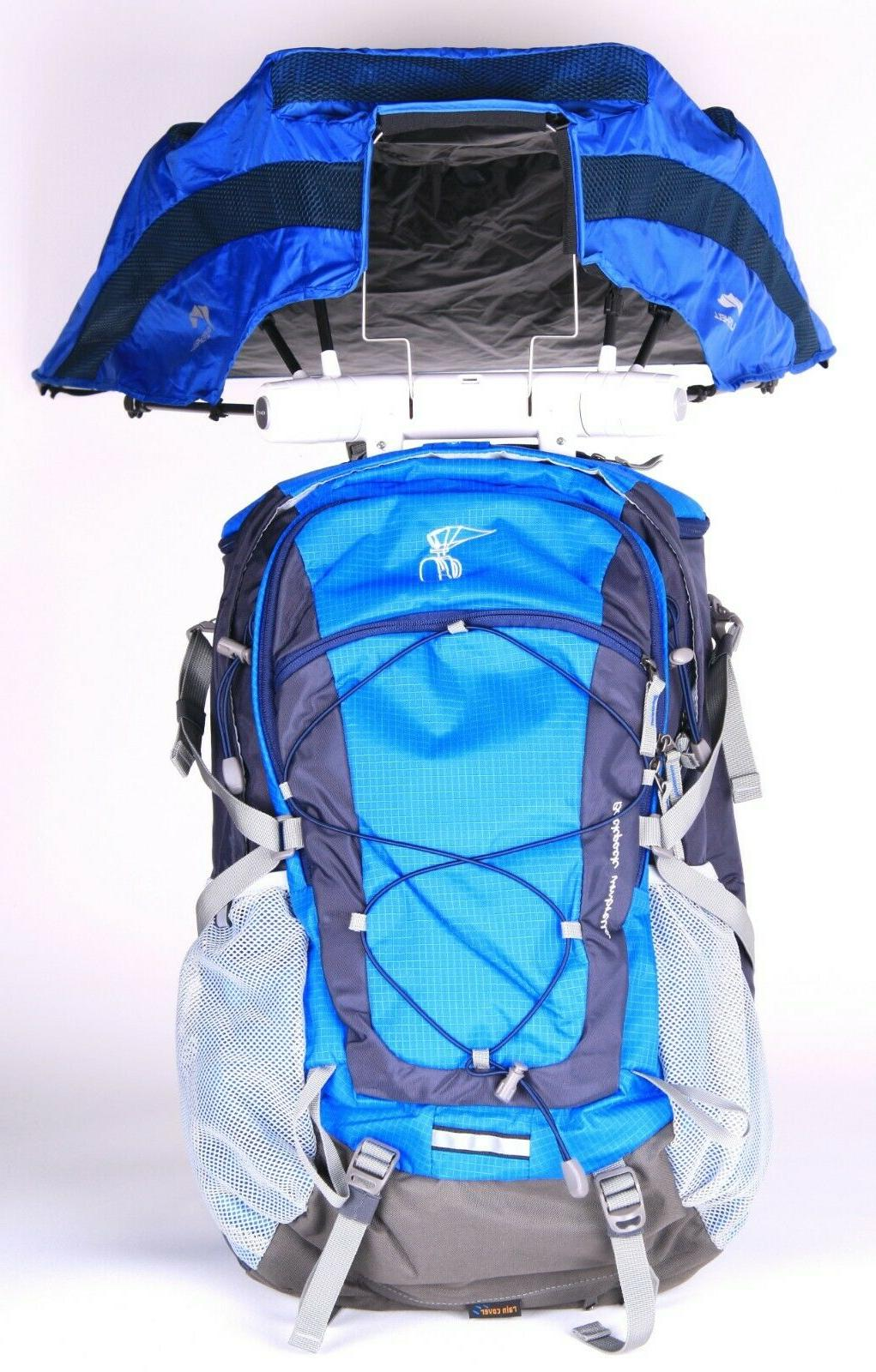 FunShell 40L Umbrella, Camping UV Protection w/