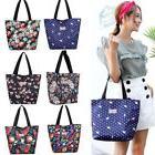 Girl's Cute Custom Design Shopping Shoulder Bags Large Folda