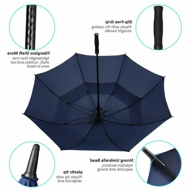 BAGAIL Golf Inch Large Double Canopy