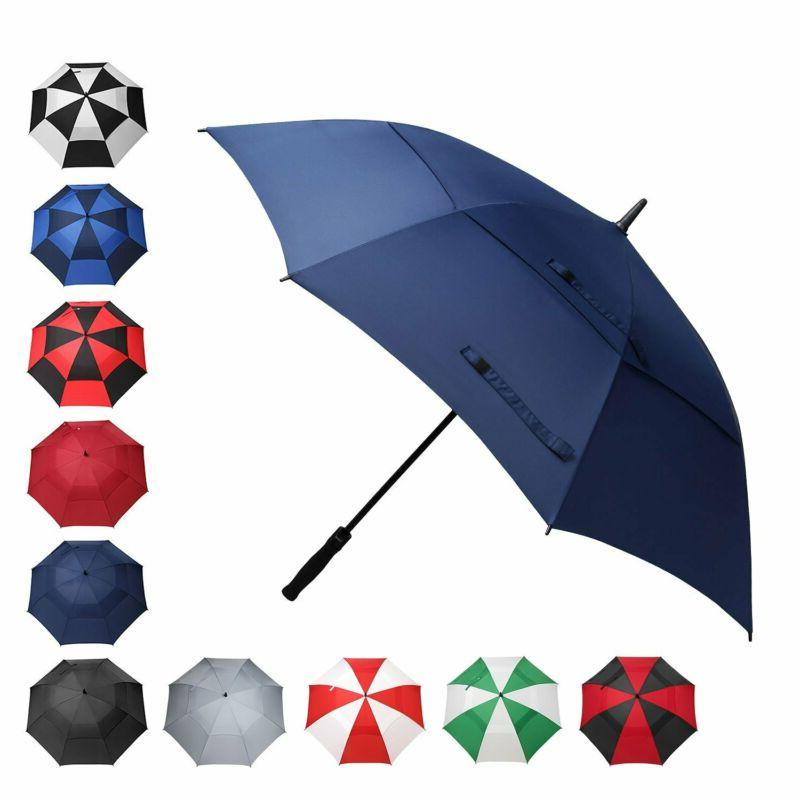 golf umbrella 58 inch large oversize double