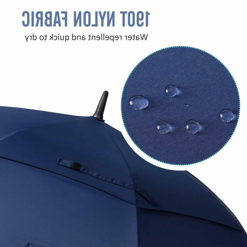 BAGAIL Inch Double Canopy Vented Windproof NEW