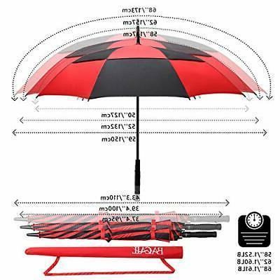 BAGAIL Umbrella Inch Canopy Vented