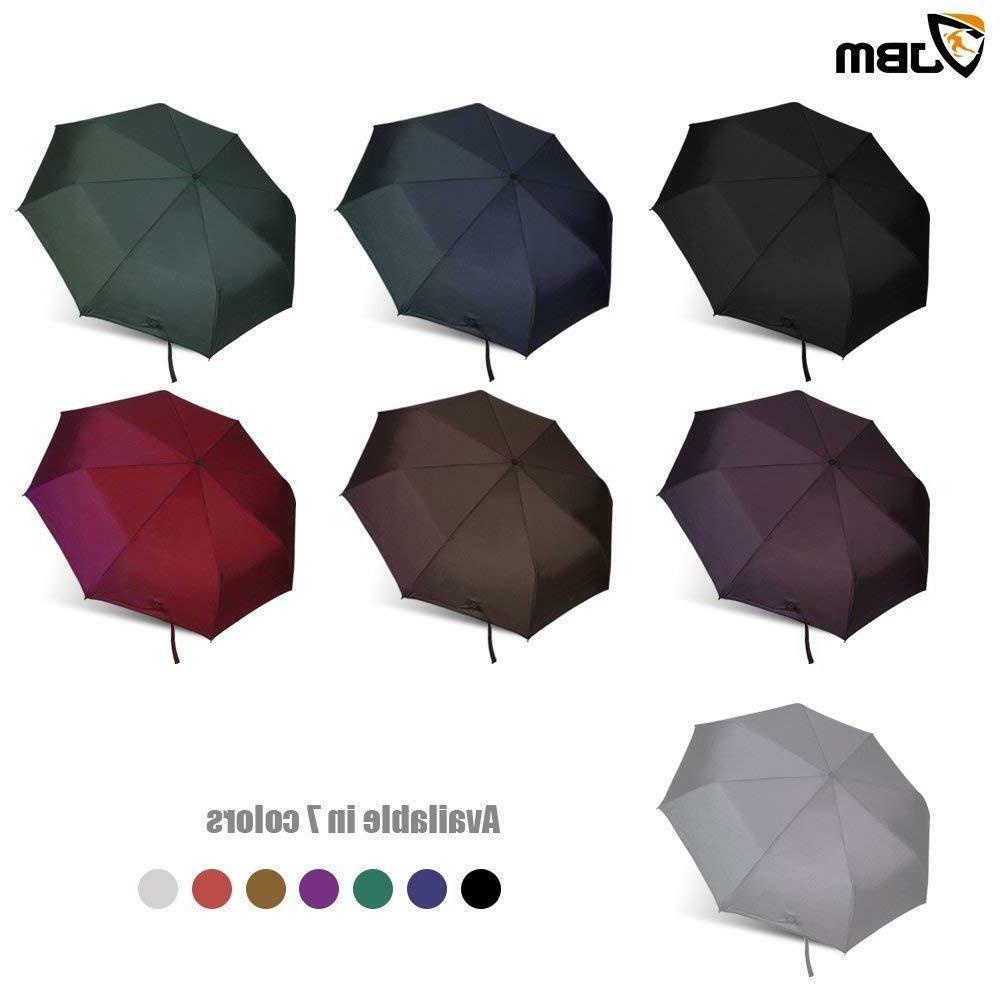 Golf Umbrella Double Open - Storm Black
