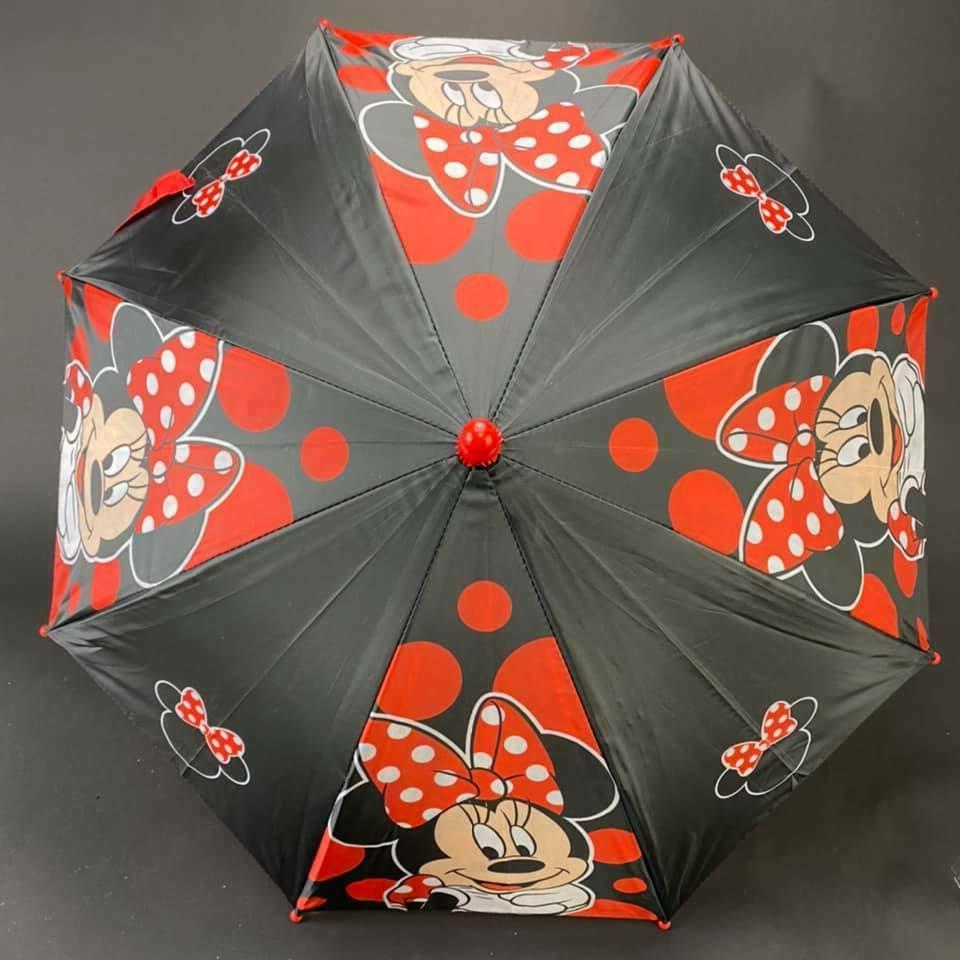 junior minnie mouse molded red umbrella