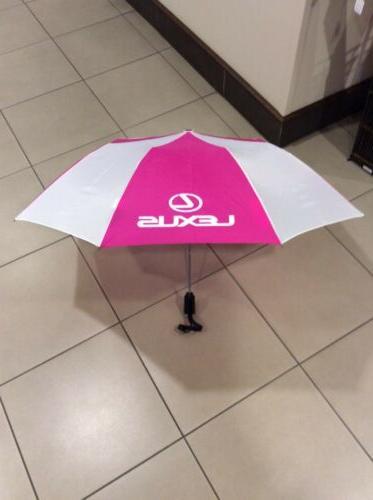 Lexus umbrella Lexus logo options