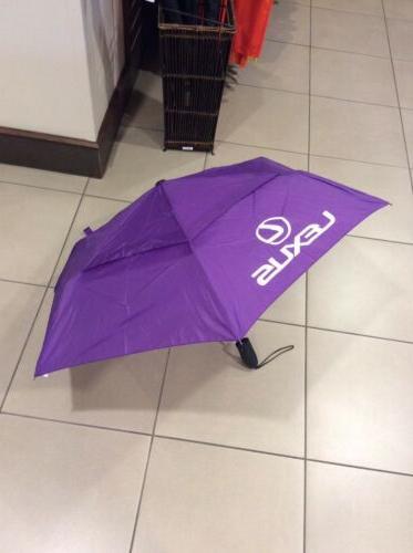 lexus umbrella compact with lexus logo multiple