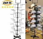Metal Rack Organizer Hanger Hook Stand hanging coat clothes