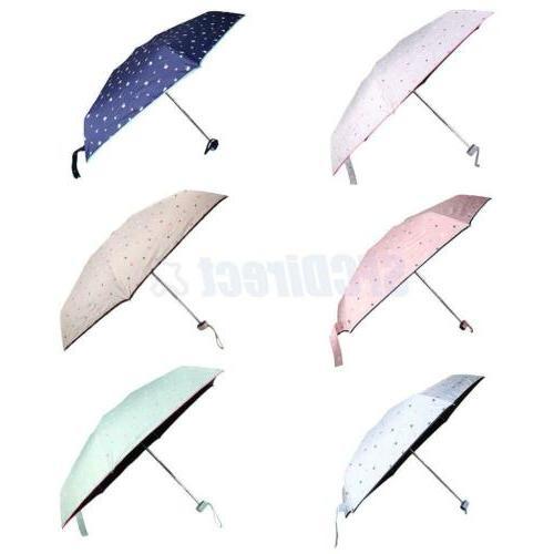 Mini Small Umbrella Men Women Handbag