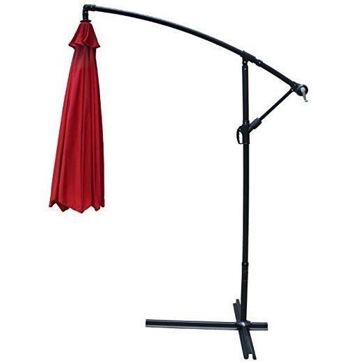 New Umbrella Offset Hanging Umbrella Market D10
