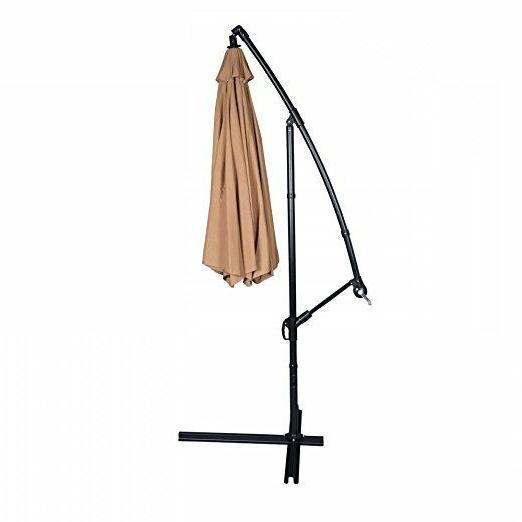 New Offset Umbrella Market Umbrella D10