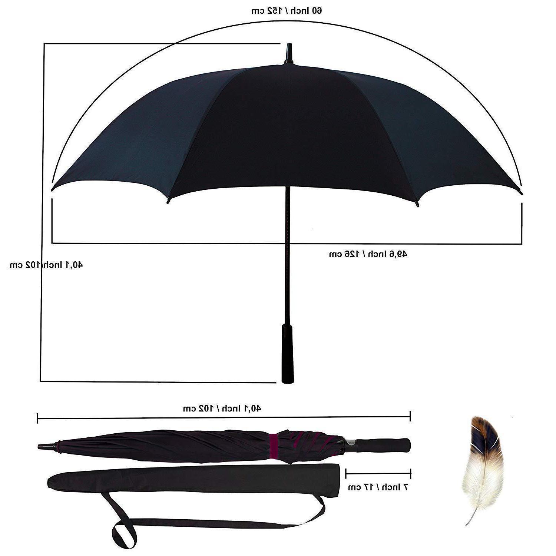 New Golf Umbrella Fiberglass
