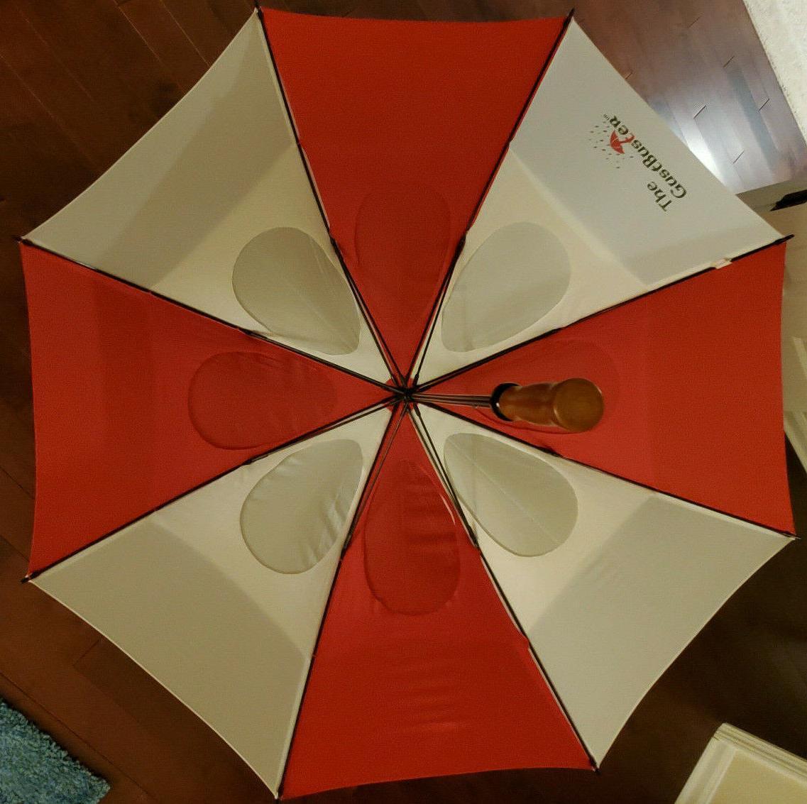 NEW GustBuster Umbrella white