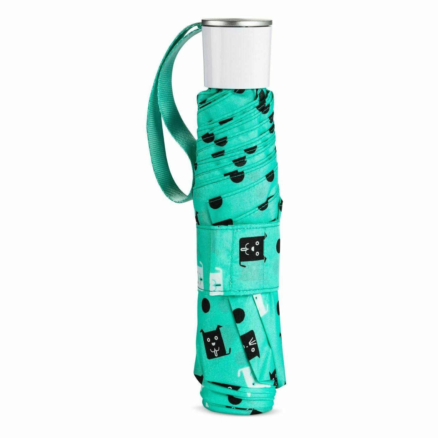 NEW Compact mint green Cirra pet theme