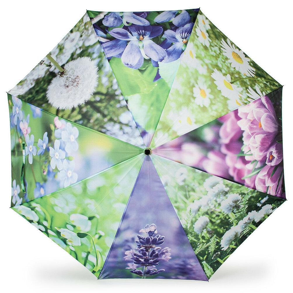 new grow multi flower stick umbrella auto