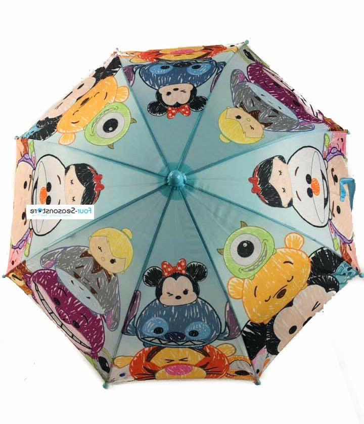 new tsum tsum characters umbrella molded umbrella