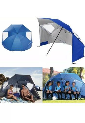 Outdoor Beach Umbrella Sun Camping Tent