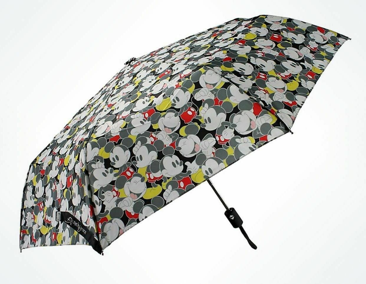 parks classic mickey mouse umbrella new