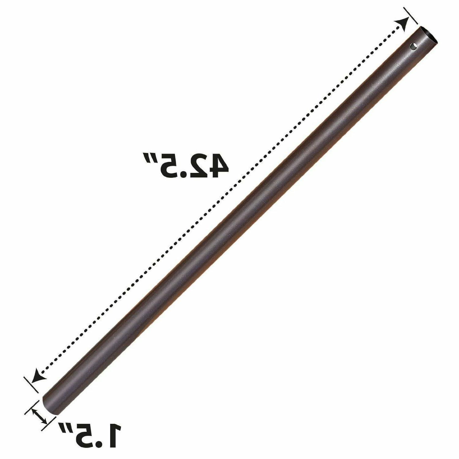 patio umbrella lower pole dia 1 5