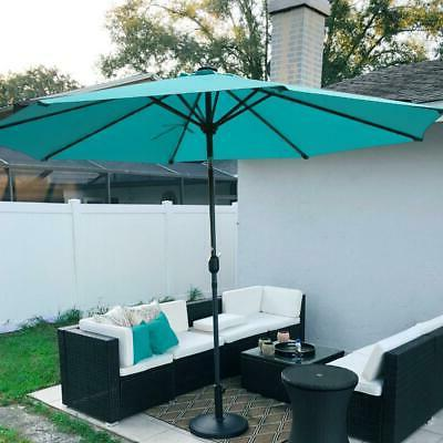Quictent Umbrella Outdoor Table with