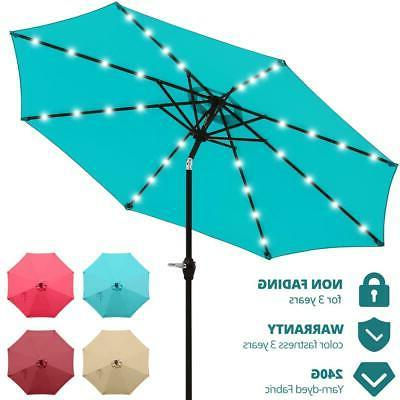 patio umbrella turquoise outdoor garden table canopy