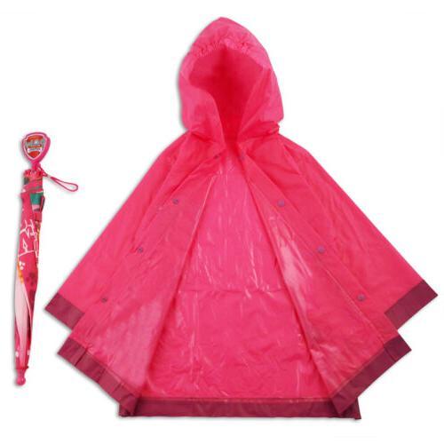 Nickelodeon Paw and Rainwear Little Age