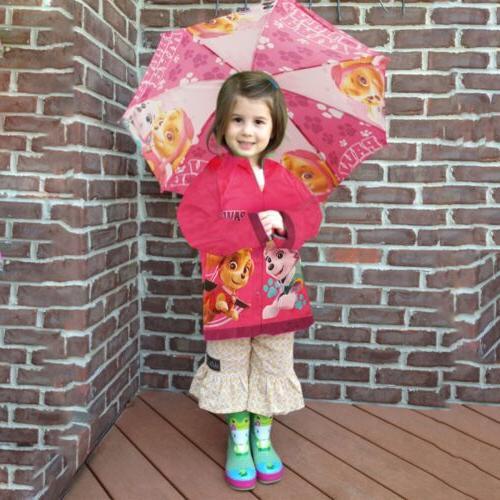 Nickelodeon and Rainwear Set, Little