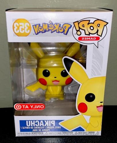 pop pokemon pikachu exclusive vinyl figure
