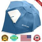 Portable Folding All Weather and Sun Umbrella Water Repellen