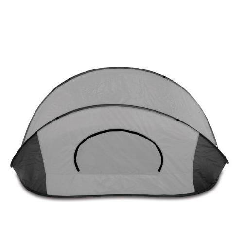 ONIVA a Time Brand Pop-Up Sun/Wind Shelter, Gray