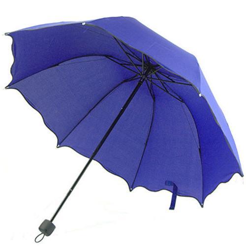 Portable Windproof Sun Rain Compact Travel