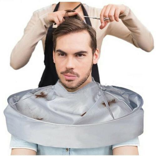 pro salon barbers gown cloth hair cutting