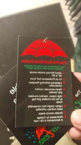 GustBuster Pro Gold Umbrella