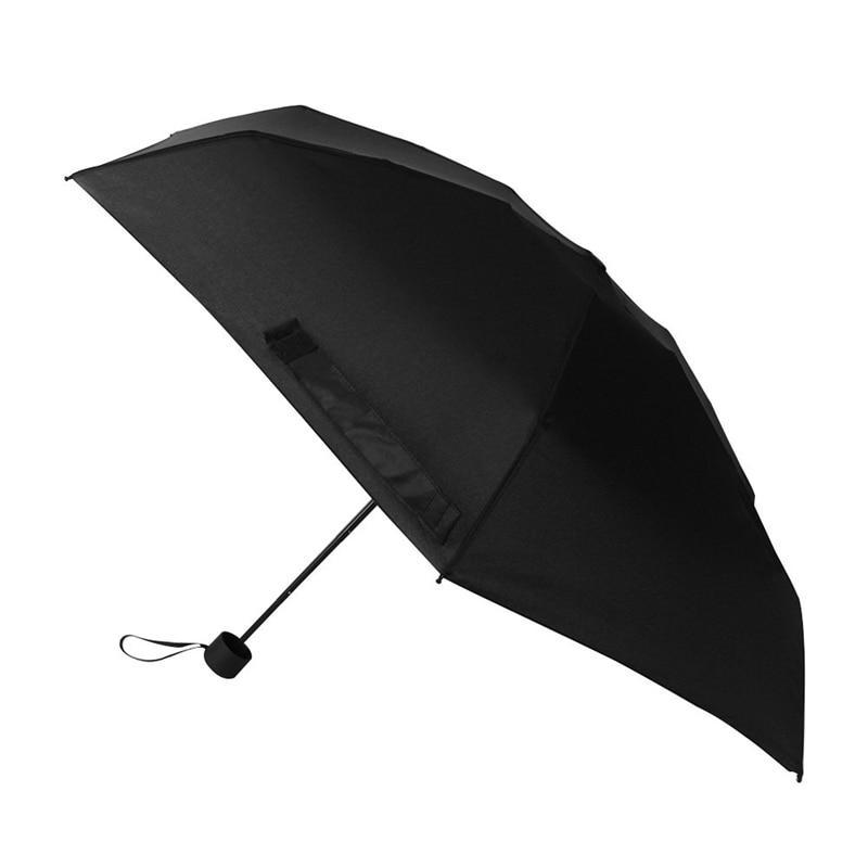 Compact Travel <font><b>Umbrella</b></font> Sun And Rain Lig