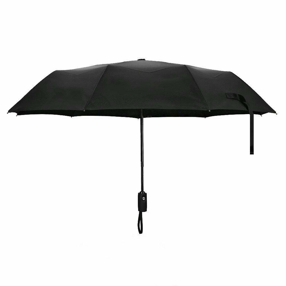 rain umbrella auto open close folding reverse
