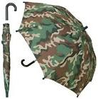 "Rainstoppers 32"" Childrens Kid Camo Camouflage Umbrella"