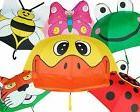 "Lot of 12 New RainStoppers 38"" Children Kid Asstd Animal U"
