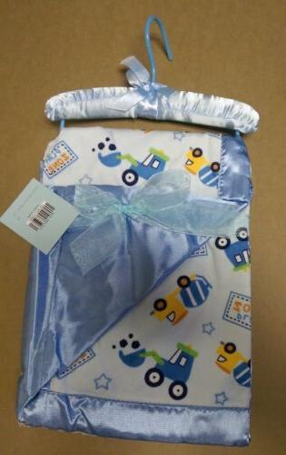 solid blue and trucks play zone reversible