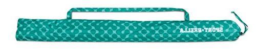 Sport-Brella Portable Sun Umbrella, Turquoise