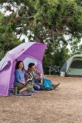 Sport-Brella Super-Brella Sun & Shelter, Fuchsia