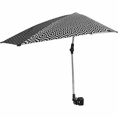 Sport-Brella Versa-Brella SPF50+Adjustable Umbrella with Uni