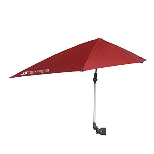 Umbrella FireBrick Red, X-Large