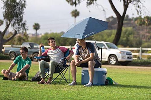Sport-Brella Umbrella FireBrick X-Large