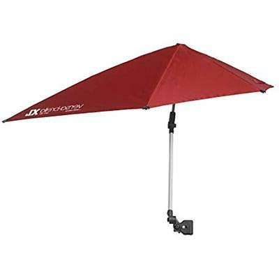 sport brella versa brella universal umbrella firebrick