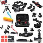 Sports Action Camera Accessories Kit Bundle sj4000 GoPro Her