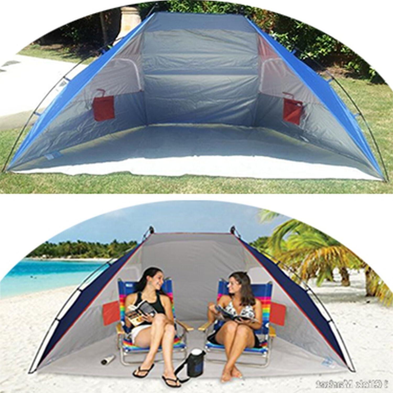 Sun Canopy Tent Umbrella Outdoor Cabana
