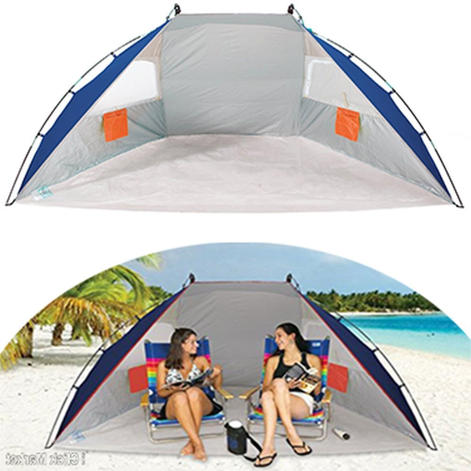 Sun Beach Portable Canopy Tent Outdoor Camping NEW