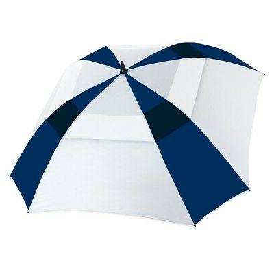 the vented square deal golf umbrella navy