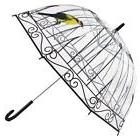 Transparent Style Umbrella Creative Bird Cage Long-handle 8