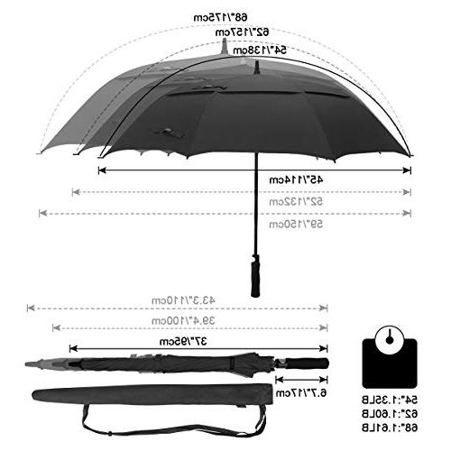 G4Free Ultimate Golf Double-Canopy Oversize Best for