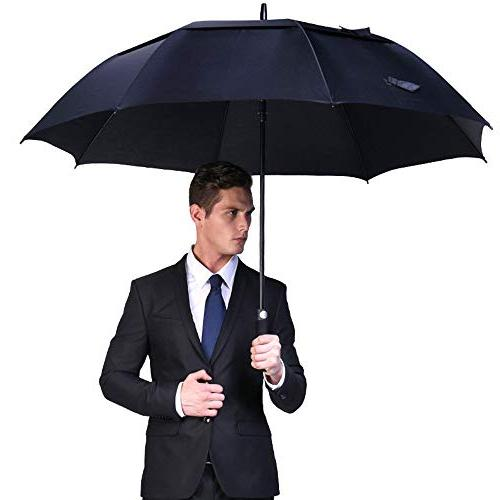 G4Free Golf Double-Canopy Windproof Waterproof Automatic Collapsible Best